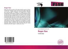 Borítókép a  Roger Rae - hoz