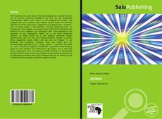 Bookcover of Anhor