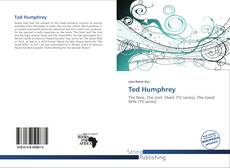 Couverture de Ted Humphrey