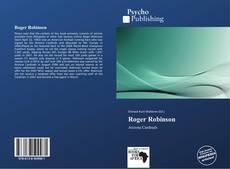 Capa do livro de Roger Robinson