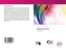 Copertina di Roger Romani