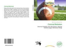 Buchcover von Conrad Bolston