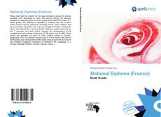 National Diploma (France) kitap kapağı