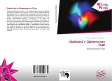 Bookcover of National e-Governance Plan