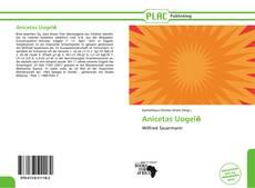 Buchcover von Anicetas Uogelė
