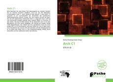 Buchcover von Anik C1