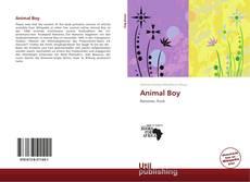 Copertina di Animal Boy