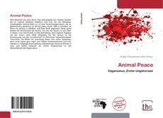 Copertina di Animal Peace