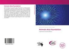 Portada del libro de Animals Asia Foundation