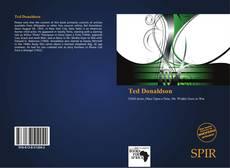 Capa do livro de Ted Donaldson