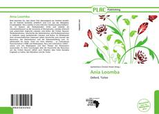 Portada del libro de Ania Loomba