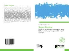 Buchcover von Roger Steptoe