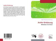 Bookcover of Anifer Erklärung