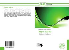 Bookcover of Roger Suárez