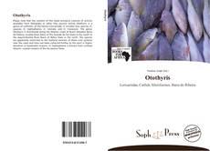 Capa do livro de Otothyris
