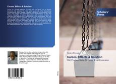 Bookcover of Curses, Effects & Solution