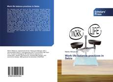 Bookcover of Work life balance practices in Sebia