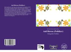 Bookcover of Anil Biswas (Politiker)