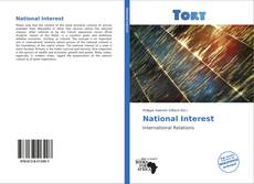 Bookcover of National Interest