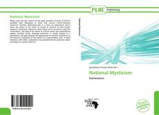 Bookcover of National Mysticism