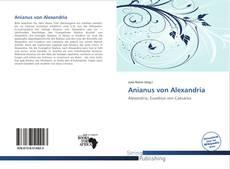 Buchcover von Anianus von Alexandria