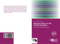 Bookcover of National Parks of the United Kingdom