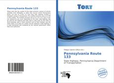 Bookcover of Pennsylvania Route 133