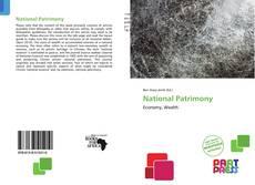 Обложка National Patrimony