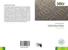 Couverture de Anika Noni Rose