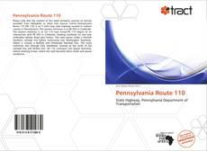 Bookcover of Pennsylvania Route 110