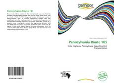 Bookcover of Pennsylvania Route 105