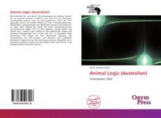 Capa do livro de Animal Logic (Australien)