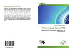 Bookcover of Pennsylvania Route 100