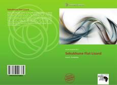 Bookcover of Sekukhune Flat Lizard