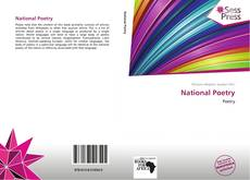 National Poetry kitap kapağı