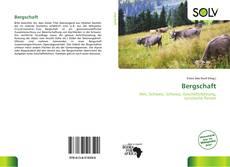 Portada del libro de Bergschaft