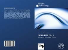Buchcover von (9280) 1981 EQ14