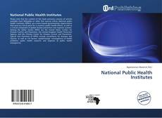 Couverture de National Public Health Institutes