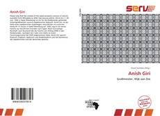 Bookcover of Anish Giri