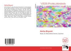 Buchcover von Anita Bryant