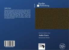 Anita Gara kitap kapağı