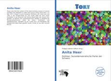 Bookcover of Anita Heer