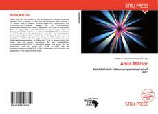 Buchcover von Anita Márton