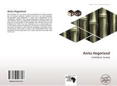 Buchcover von Anita Hegerland