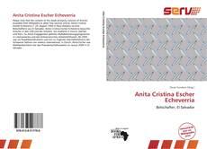 Buchcover von Anita Cristina Escher Echeverría