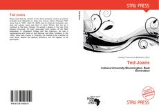 Buchcover von Ted Joans