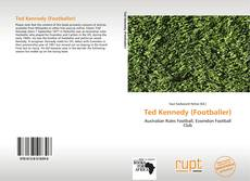 Bookcover of Ted Kennedy (Footballer)