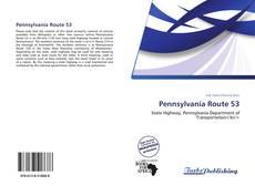 Capa do livro de Pennsylvania Route 53