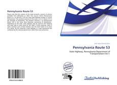 Bookcover of Pennsylvania Route 53