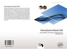 Buchcover von Pennsylvania Route 563